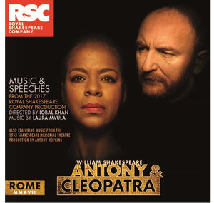 RSC CD: Music & Speeches Antony & Cleopatra: Music & Speeches CD (2017) 1