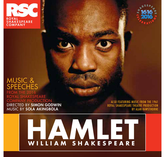 RSC CD: Music & Speeches Hamlet: Music & Speeches CD (2016) 1