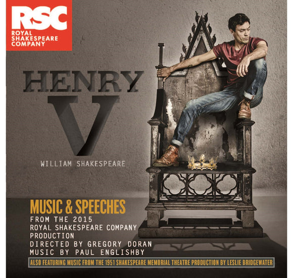 RSC CD: Music & Speeches Henry V: Music & Speeches CD (2015) 1