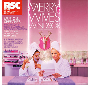 RSC CD: Music & Speeches Merry Wives of Windsor: Music & Speeches CD (2018) 1