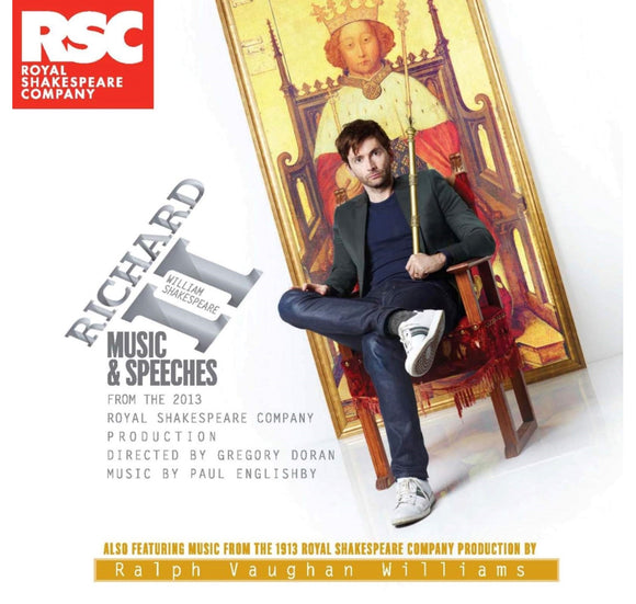 RSC CD: Music & Speeches Richard II: Music & Speeches CD (2013) 1