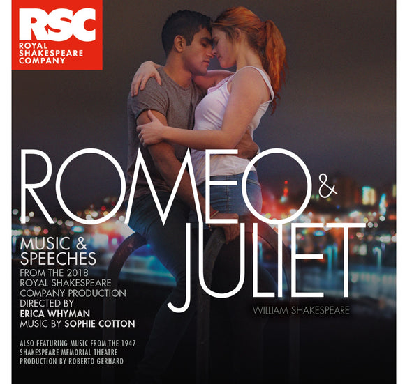 RSC CD: Music & Speeches Romeo & Juliet: Music & Speeches CD (2018) 1