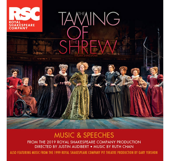RSC CD: Music & Speeches Taming of The Shrew: Music & Speeches CD (2019) 1