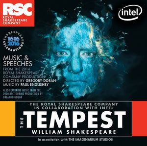 RSC CD: Music & Speeches Tempest: Music & Speeches CD (2016) 1