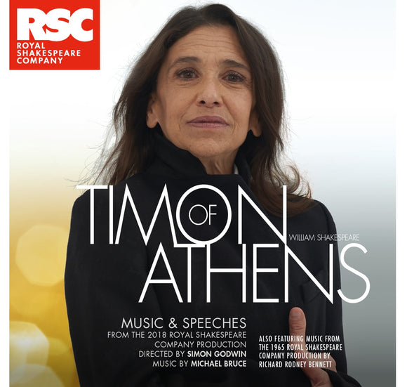 RSC CD: Music & Speeches Timon of Athens: Music & Speeches CD (2018) 1