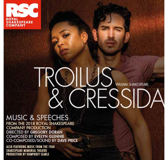 RSC CD: Music & Speeches Troilus & Cressida: Music & Speeches CD (2018) 1