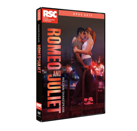 Select Romeo and Juliet: RSC, DVD (2019) 1
