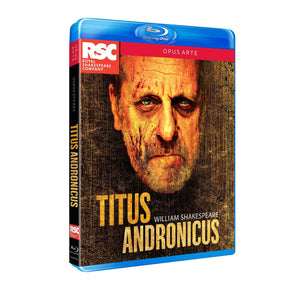 Select Titus Andronicus: RSC, Blu-ray (2018) 1