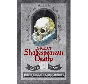Shakespeare Deaths Card Game