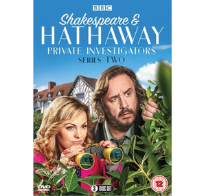Shakespeare  Hathaway Private Investigators  Series 2 DVD 2019