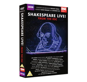 Shakespeare Live from the RSC DVD 2016