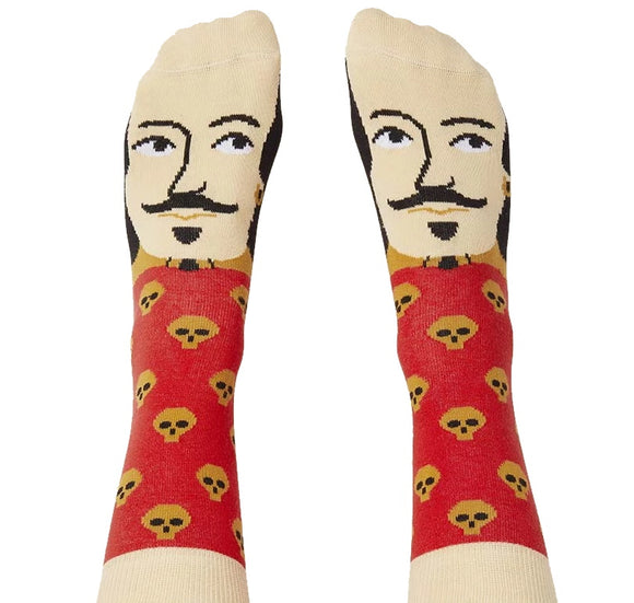 Shakespeare Socks 1