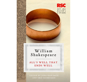 Springer All's Well That Ends Well: RSC Shakespeare Text PB 1