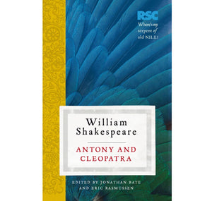 Springer Antony & Cleopatra: RSC Shakespeare Text PB 1