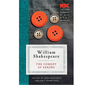 Springer Comedy of Errors: RSC Shakespeare Text PB 1