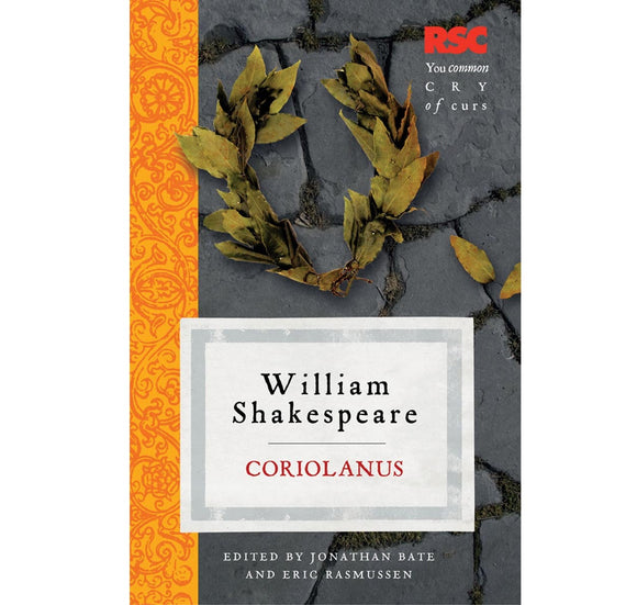 Springer Coriolanus: RSC Shakespeare Text PB 1
