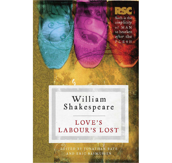 Springer Love's Labour's Lost: RSC Shakespeare Text PB 1