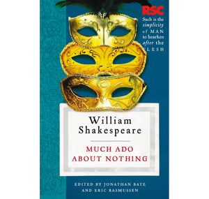 Springer Much Ado About Nothing: RSC Shakespeare Text PB 1
