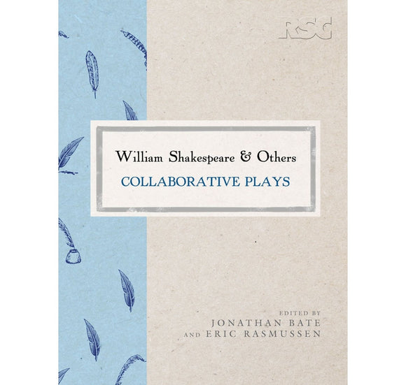 Springer William Shakespeare and Others: Collaborative Plays RSC HB 1