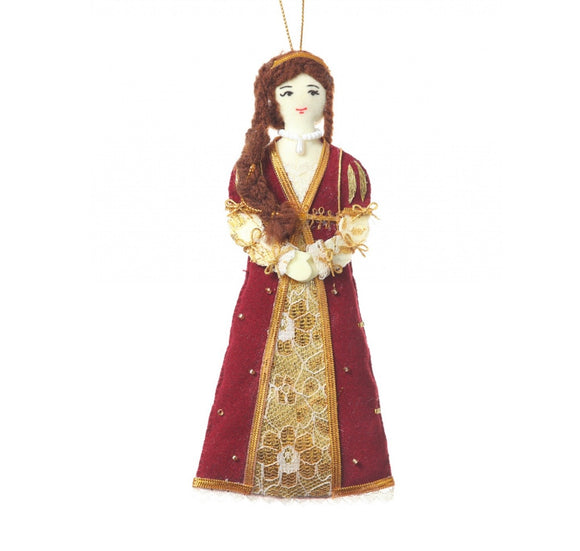 St. Nicolas Decoration: Juliet 1