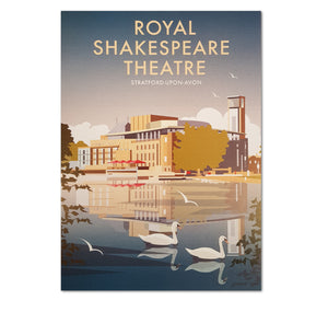 Star Editions Greeting Card: Royal Shakespeare Theatre 1