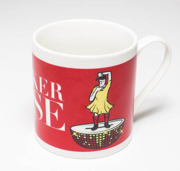 Temple Island Mug: Striker Pose 1