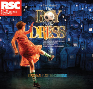 The Boy in the Dress Original Cast Recording 2019