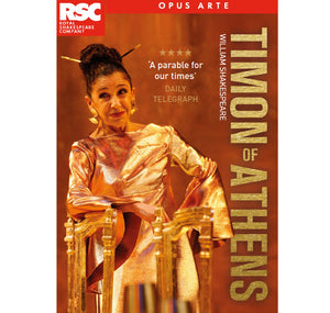 Timon of Athens RSC DVD 2019