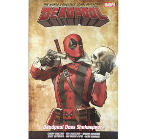 Turnaround (PSL) Ltd Deadpool: Does Shakespeare PB 1