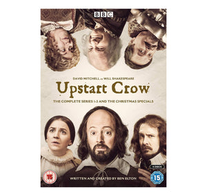 Upstart Crow Series 13 DVD 2019