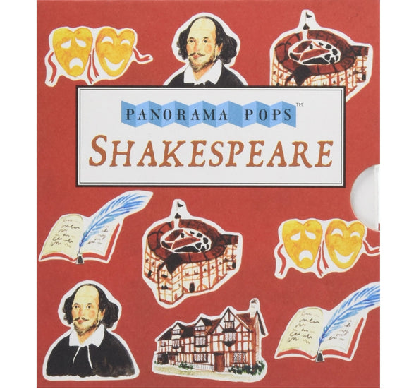 Walker Books Shakespeare: Panorama Pops 3D Guide HB 1