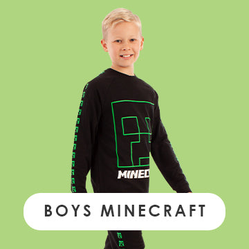 Boys Minecraft Clothing