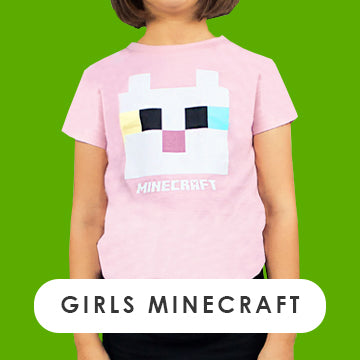 Girls Minecraft Clothing