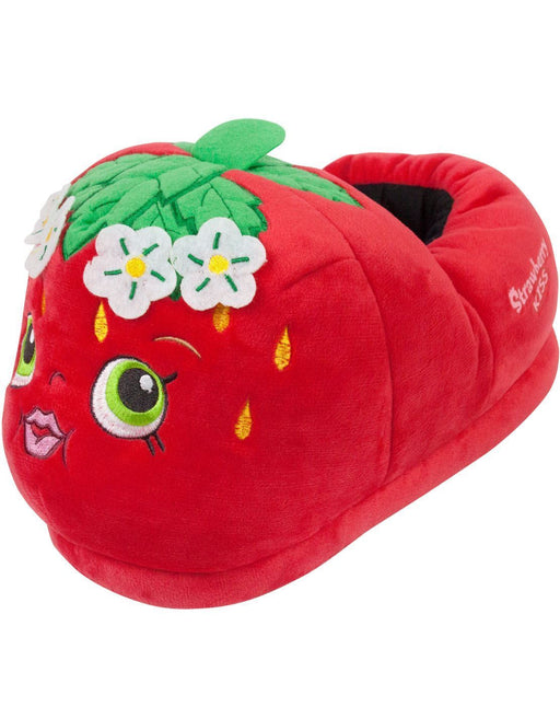 Shopkins Strawberry Kiss Women's 3D Slippers