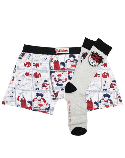 Beano Boxer Shorts And Socks Set
