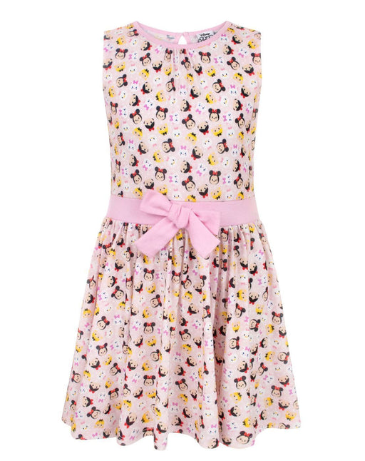 Disney Tsum Tsum Girl's Party Dress