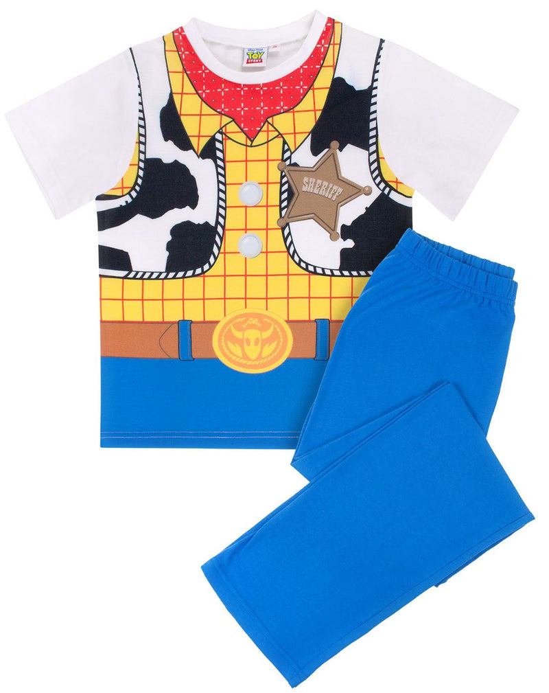 Disney Toy Story Woody Costume Kid's Pyjamas