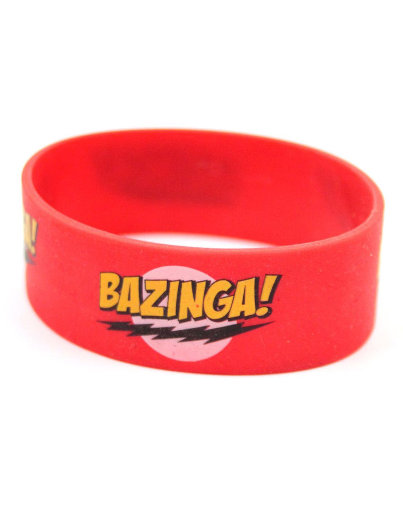 Big Bang Theory Bazinga Wristband