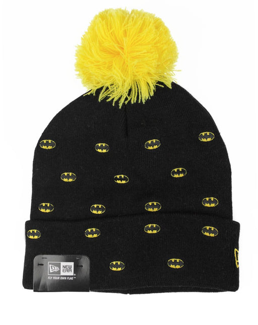 New Era Spotted Character Batman Knit Hat
