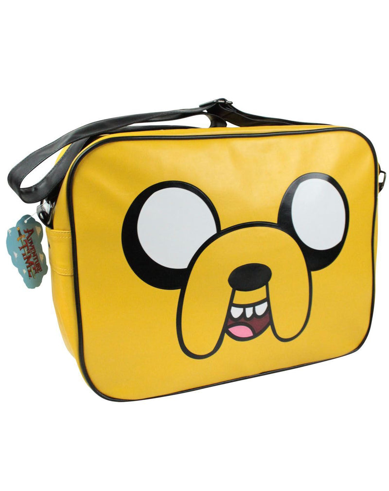 Adventure Time Jake Messenger Bag