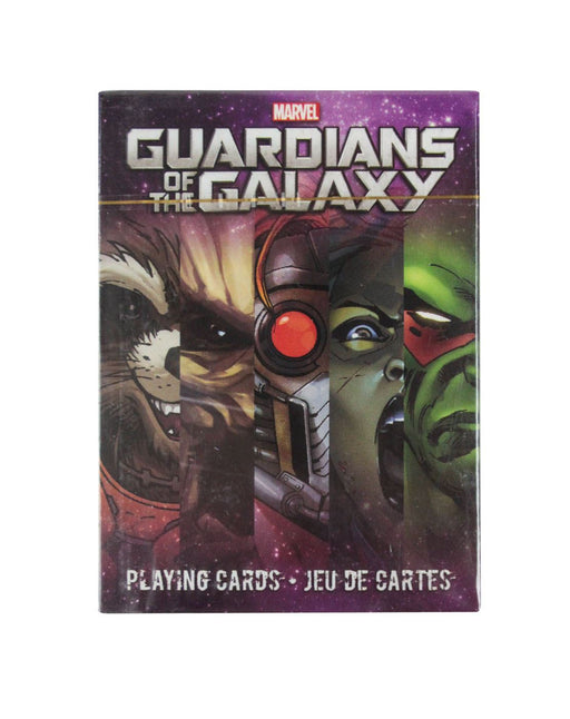 Guardians Of The Galaxy Playing Cards