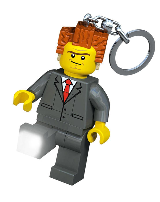 Lego Movie President Business Keylight