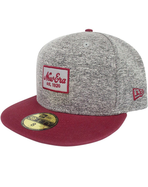 New Era 59Fifty Tech Jersey Cardinal Cap