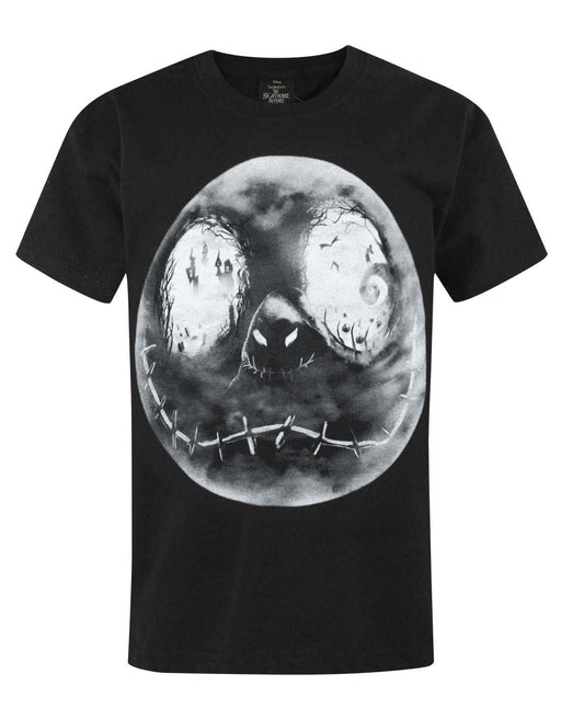 Nightmare Before Christmas Jack Moon Boy's T-Shirt