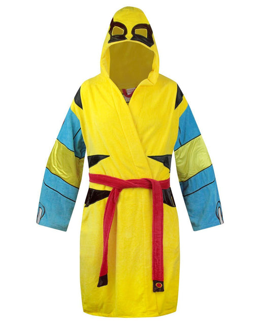 Wolverine Cotton Hooded Bathrobe