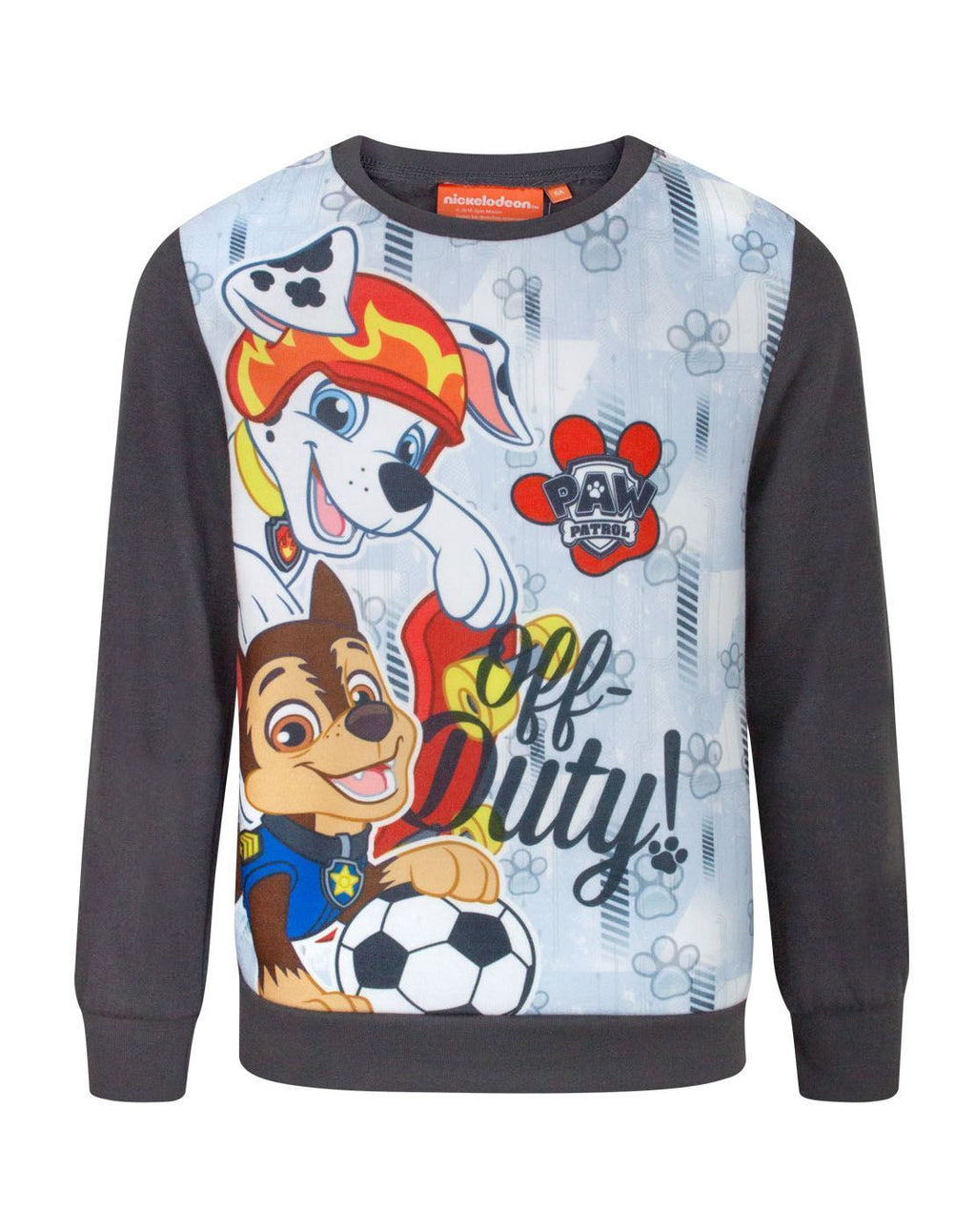 Paw Patrol Off Duty Boy's Sweatshirt