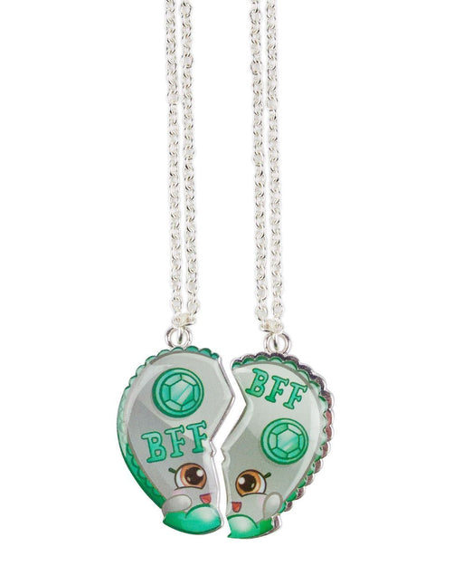 Shopkins Chelsea Charm Best Friend Necklaces Set