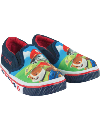 Paw Patrol Boys Slip on Pumps