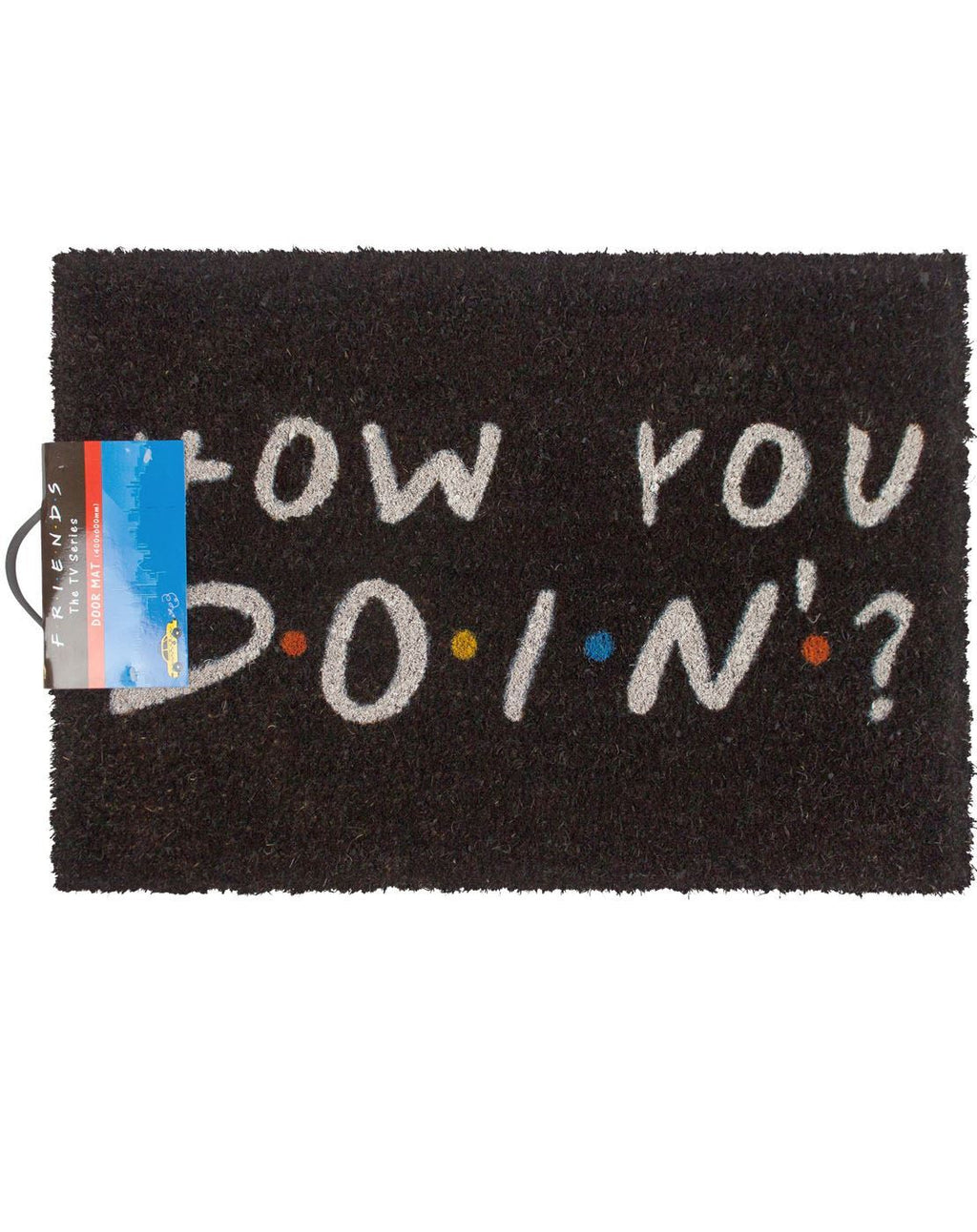 Friends How you Doin' Door Mat