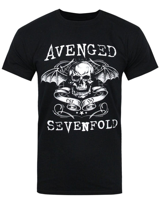 Avenged Sevenfold Skull Men's T-Shirt